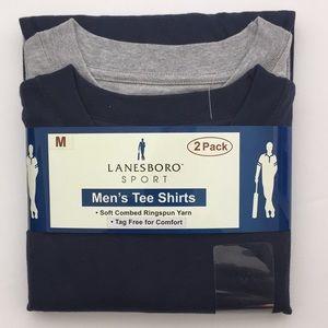 Lanesboro Mens Tees 2pack